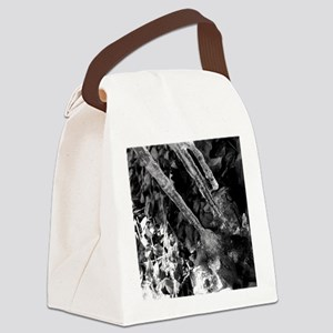 Ice Fingers Canvas Lunch Bag