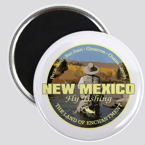 New Mexico Fly Fishing Magnets