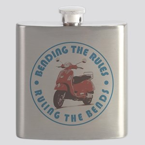 Ruling the Bends Flask
