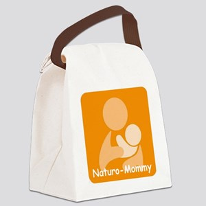 NaturoMommy Canvas Lunch Bag