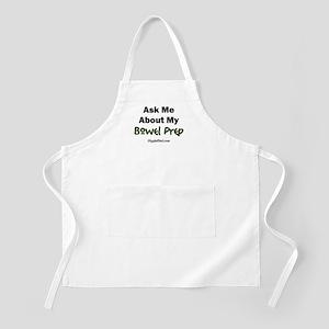 Bowel Prep BBQ Apron