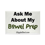 Bowel Prep Rectangle Magnet (10 pack)
