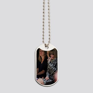 front row, Fashion show Dog Tags