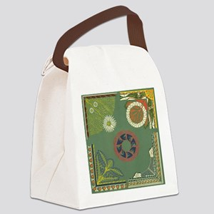 The Four Seasons Canvas Lunch Bag