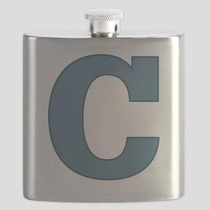 Alphabet C Flask