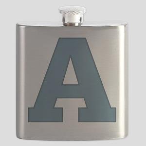 Alphabet A Flask