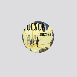 Tucson Arizona Mini Button