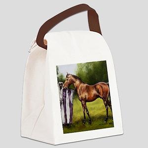 Haleb Canvas Lunch Bag