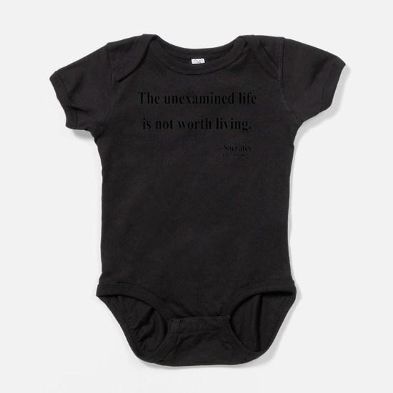 Socrates 1 Infant Bodysuit Body Suit
