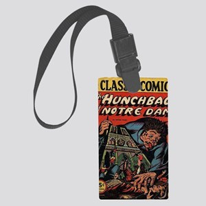 CC No 18 Hunchback of Notre Dame Large Luggage Tag