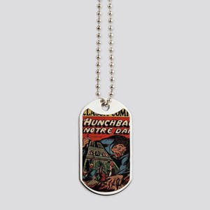 CC No 18 Hunchback of Notre Dame Dog Tags