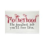 Motherhood Rectangle Magnet