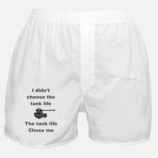 Tank Life French Boxer Shorts
