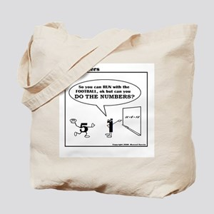 CAN YOU DO THE NUMBERS? Tote Bag