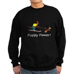 Puppy Power Sweatshirt (dark)