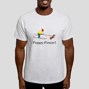 Puppy Power Light T-Shirt