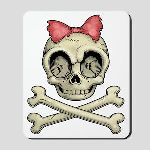 betty-bones-T Mousepad
