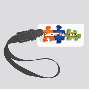 Awesome-tistic Small Luggage Tag