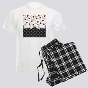 Little Ladybugs Men's Light Pajamas
