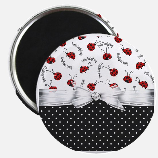 Little Ladybugs Magnet