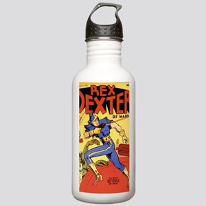 Rex Dexter of Mars No  Stainless Water Bottle 1.0L