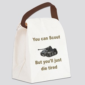 Scout German Canvas Lunch Bag