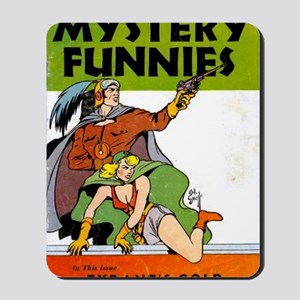 Amazing Mystery Funnies No 1 Mousepad