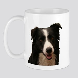 Border smile Mug