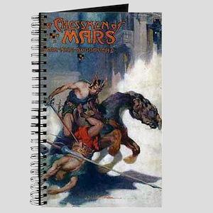Chessmen of Mars 1922 Journal