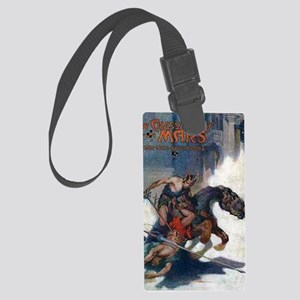 Chessmen of Mars 1922 Large Luggage Tag