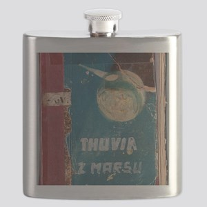 Thuvia Cover 1928 Flask