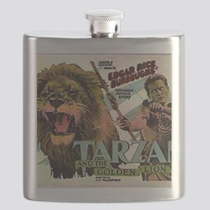 Tarzan and the Golden Lion Flask