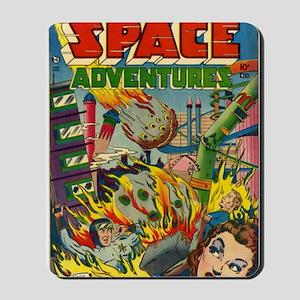 Space Adventures No 1 Mousepad