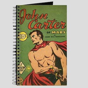 Big Little Book John Carter of Mars 1940 Journal