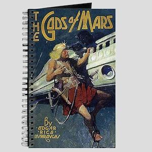 Gods of Mars 1918 Journal