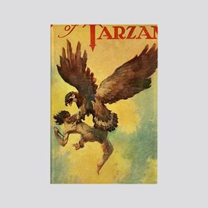 Jungle Tales of Tarzan Rectangle Magnet