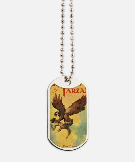 Jungle Tales of Tarzan Dog Tags