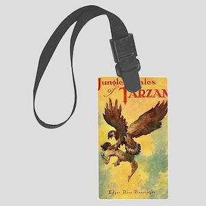 Jungle Tales of Tarzan Large Luggage Tag