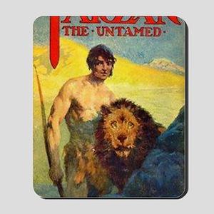Tarzan the Untamed Mousepad
