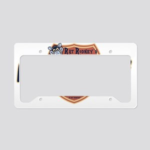 rat-rod-103-CAP License Plate Holder