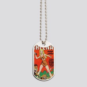 Sheena Queen of the Jungle No 4 Dog Tags