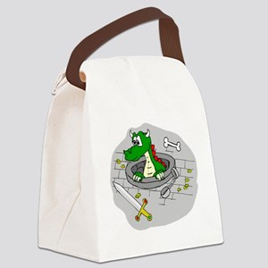 How Original... Canvas Lunch Bag
