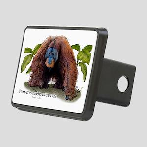 Sumatran Orangutan Rectangular Hitch Cover