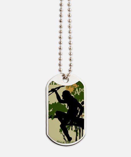 Tarzan of the Apes 1914 Dog Tags