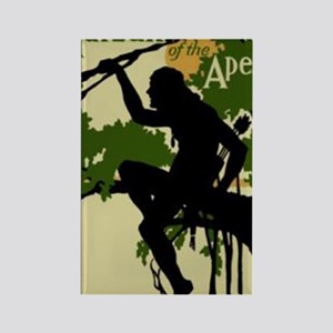 Tarzan of the Apes 1914 Rectangle Magnet