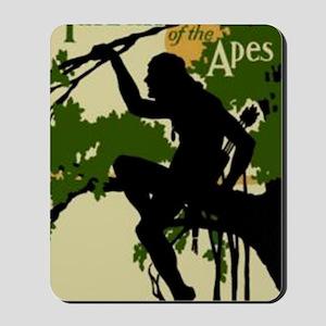 Tarzan of the Apes 1914 Mousepad