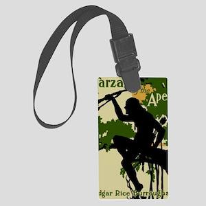 Tarzan of the Apes 1914 Large Luggage Tag