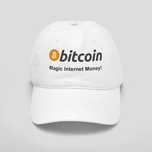 Bitcoin: Magic Internet Money! Cap