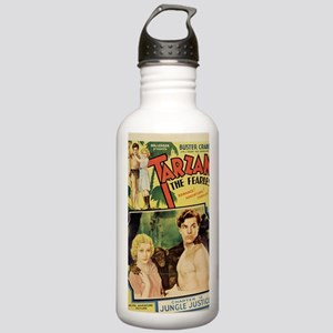 Tarzan the Fearless Stainless Water Bottle 1.0L