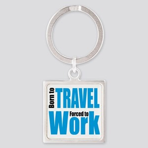 traveling Square Keychain
